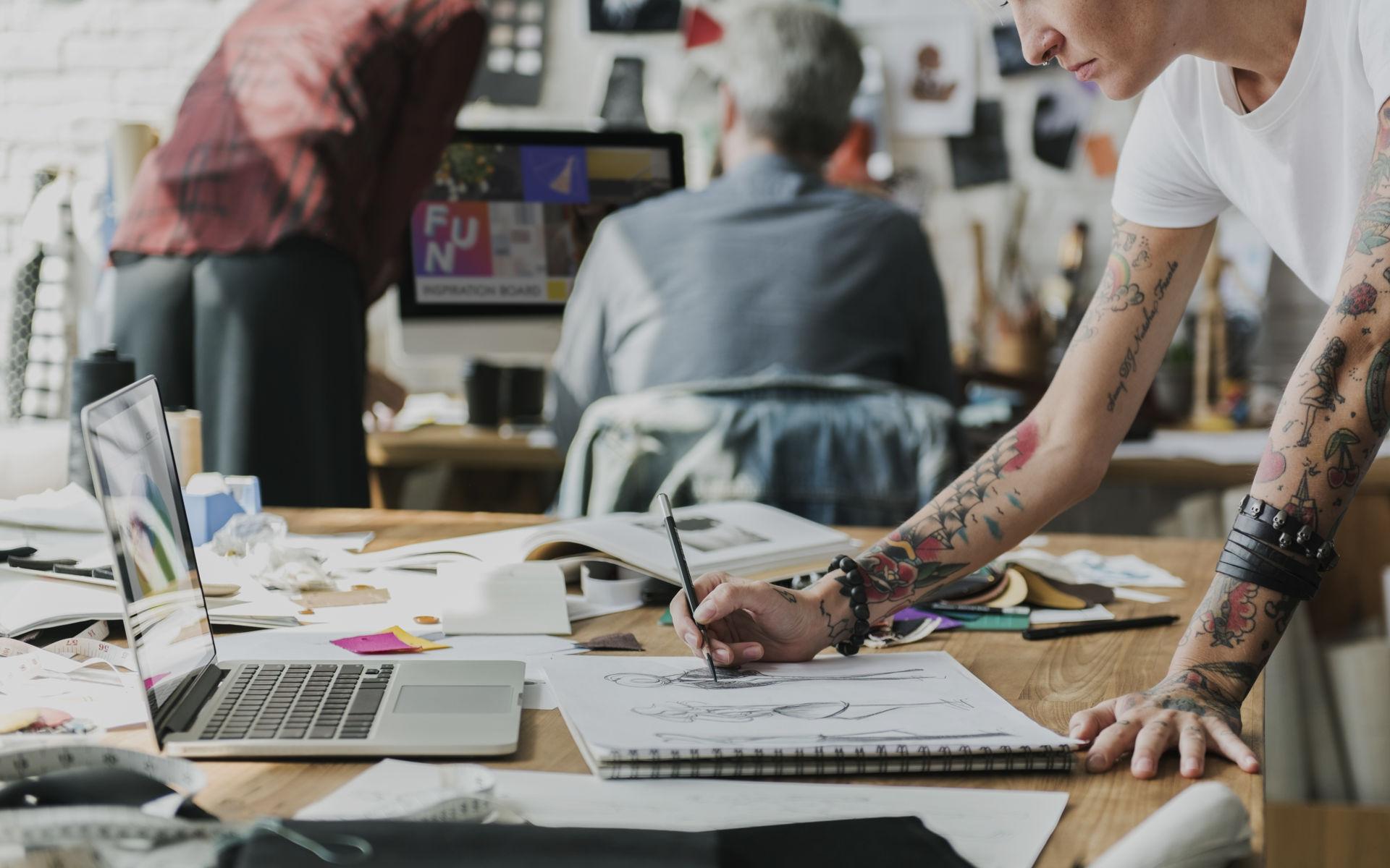 Start Up Your Creative Engine